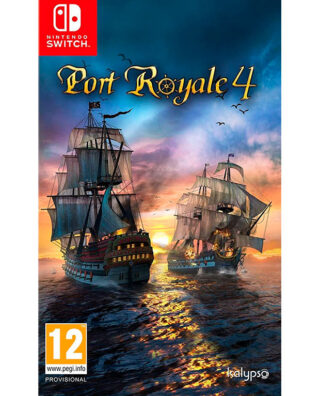 PORT ROYALE 4 – Nintendo Switch