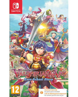 VALTHIRIAN ARC: HERO SCHOOL STORY – Nintendo Switch
