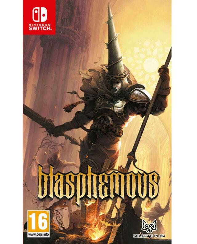 BLASPHEMOUS NTS