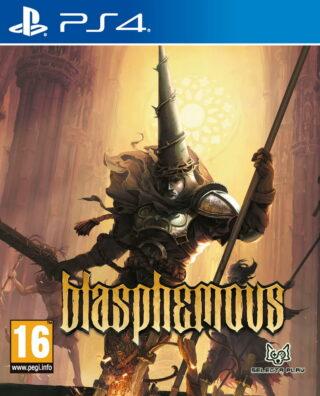 BLASPHEMOUS – PS4