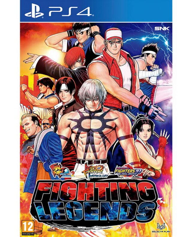 FIGHTING LEGENDS PS4