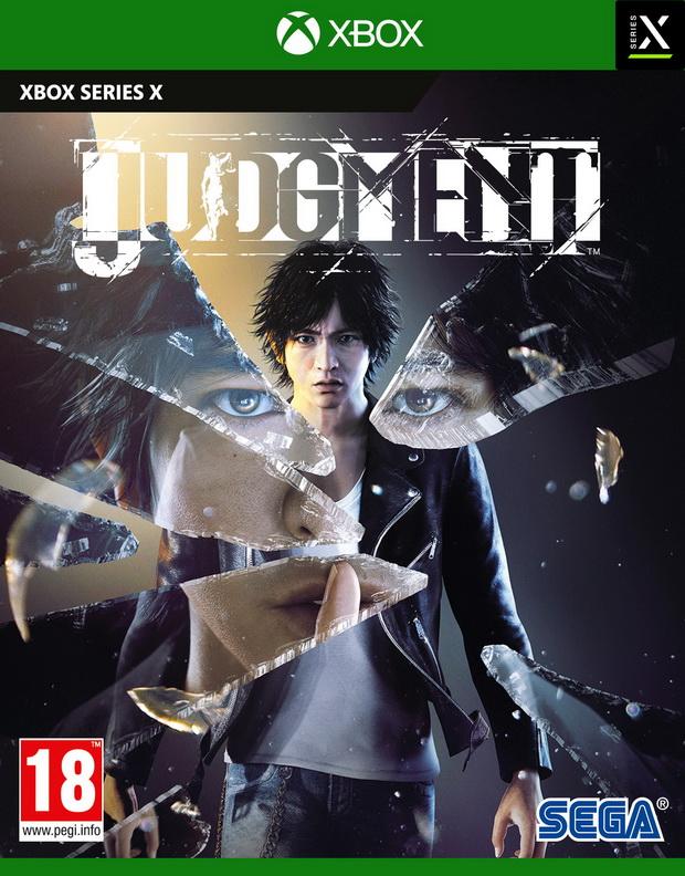 JUDGMENT Xbox Series X 5055277042487