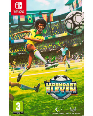 LEGENDARY ELEVEN – Nintendo Switch