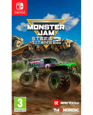 MONSTER JAM STEEL TITANS 2 – Nintendo Switch