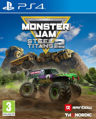 MONSTER JAM STEEL TITANS 2 – PS4