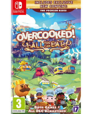OVERCOOKED ALL YOU CAN EAT – Nintendo Switch