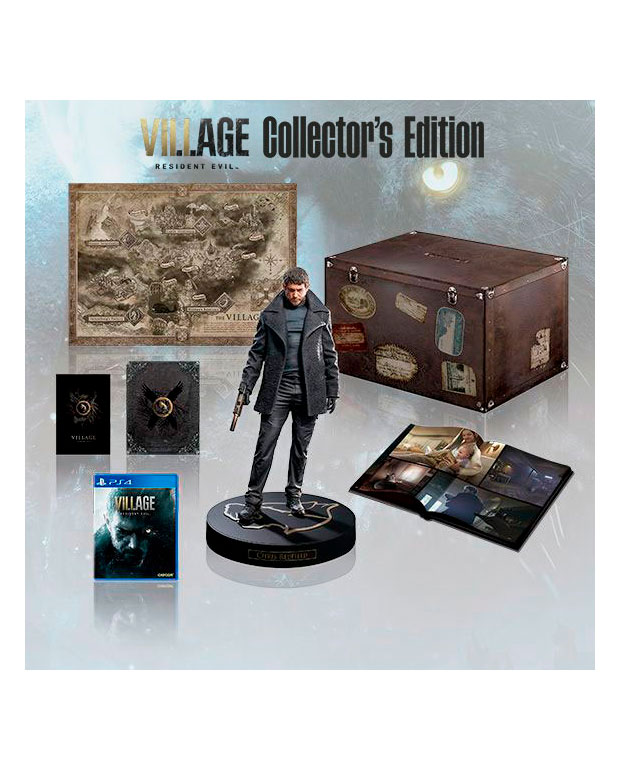 RESIDENT EVIL VILLAGE COLLECTORS EDITION PS4