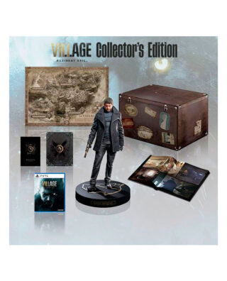 RESIDENT EVIL VILLAGE  COLLECTOR'S EDITION – PS5