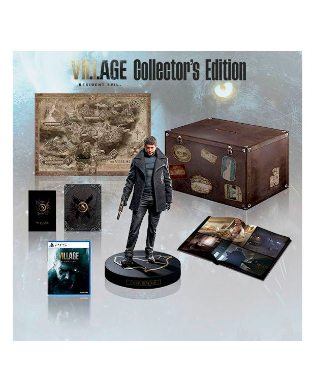 RESIDENT EVIL VILLAGE COLLECTORS EDITION PS5