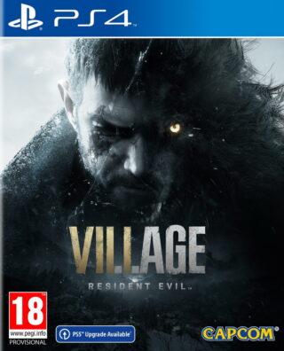 RESIDENT EVIL VILLAGE – PS4