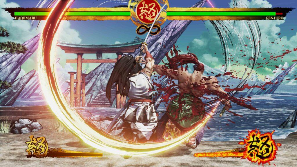 SAMURAI SHODOWN SPECIAL EDITION 3
