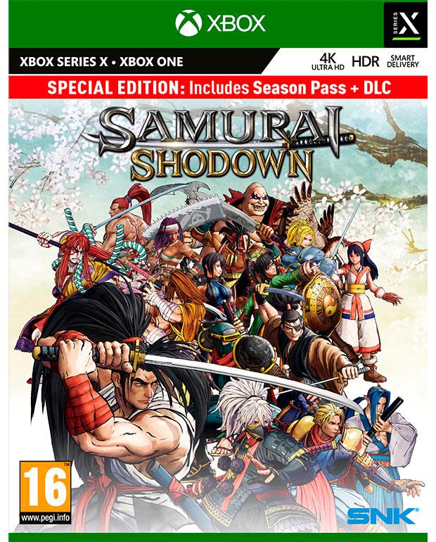 SAMURAI SHODOWN SPECIAL EDITION Xbox Series X