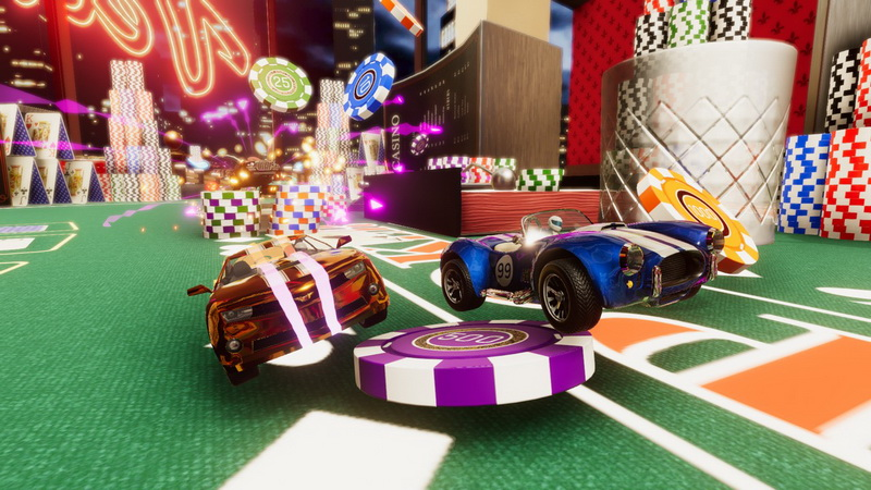 SUPER TOY CARS 2 ULTIMATE RACING 2