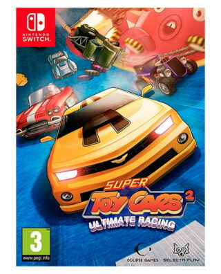 SUPER TOY CARS 2 ULTIMATE RACING – Nintendo Switch