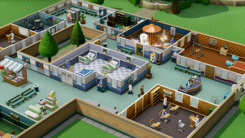 TWO POINT HOSPITAL JUMBO EDITION 1