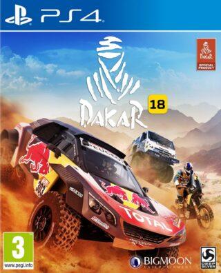 DAKAR 18 – PS4