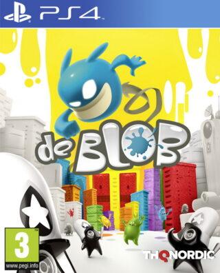 DE BLOB – PS4