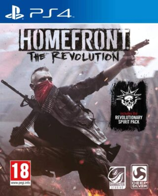 HOMEFRONT – THE REVOLUTION – PS4