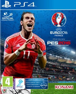 PES 2016 UEFA EURO 2016 FRANCE – PS4