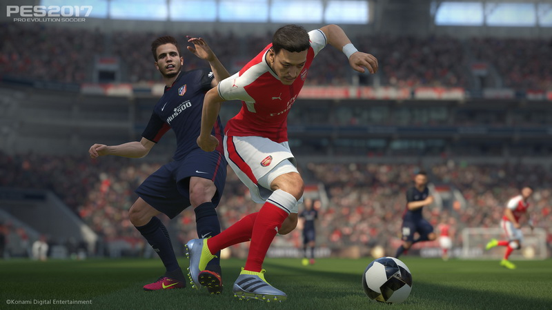 PRO EVOLUTION SOCCER 2017 ps4 1
