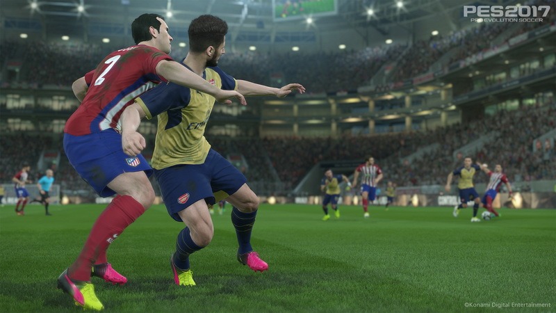 PRO EVOLUTION SOCCER 2017 ps4 3