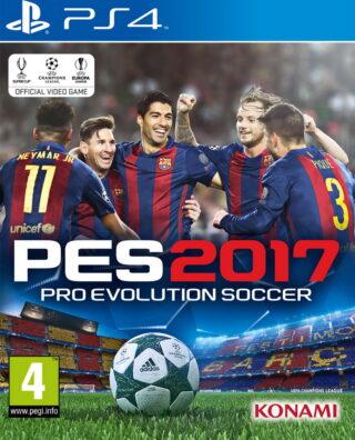 PES 2017 – PS4