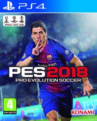 PES 2018 – PS4