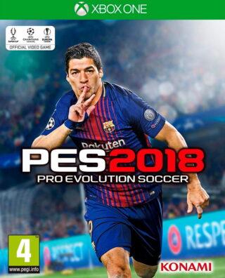 PES 2018 – Xbox One