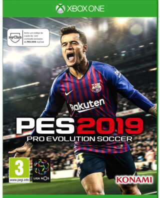 PES 2019 – Xbox One