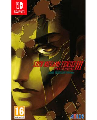 SHIN MEGAMI TENSEI III NOCTURNE HD REMASTER – Nintendo Switch