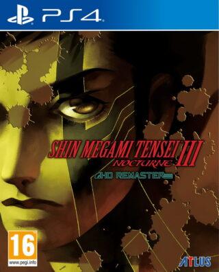 SHIN MEGAMI TENSEI III NOCTURNE HD REMASTER – PS4
