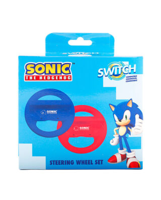VOLANTE SONIC NINTENDO SWITCH