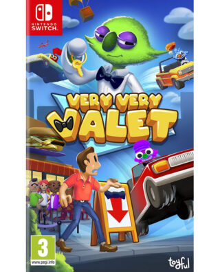 VERY VERY VALET – Nintendo Switch