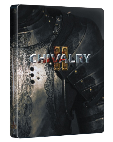 CHIVALRY 2 STEELBOOK EDITION 1