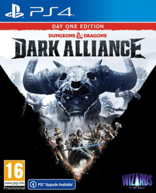 DUNGEONS & DRAGONS DARK ALLIANCE – PS4