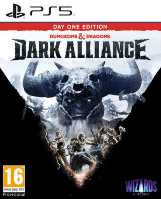 DUNGEONS & DRAGONS DARK ALLIANCE – PS5