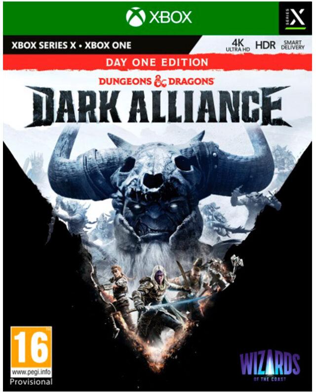 DUNGEONS DRAGONS DARK ALLIANCE Xbox Series X