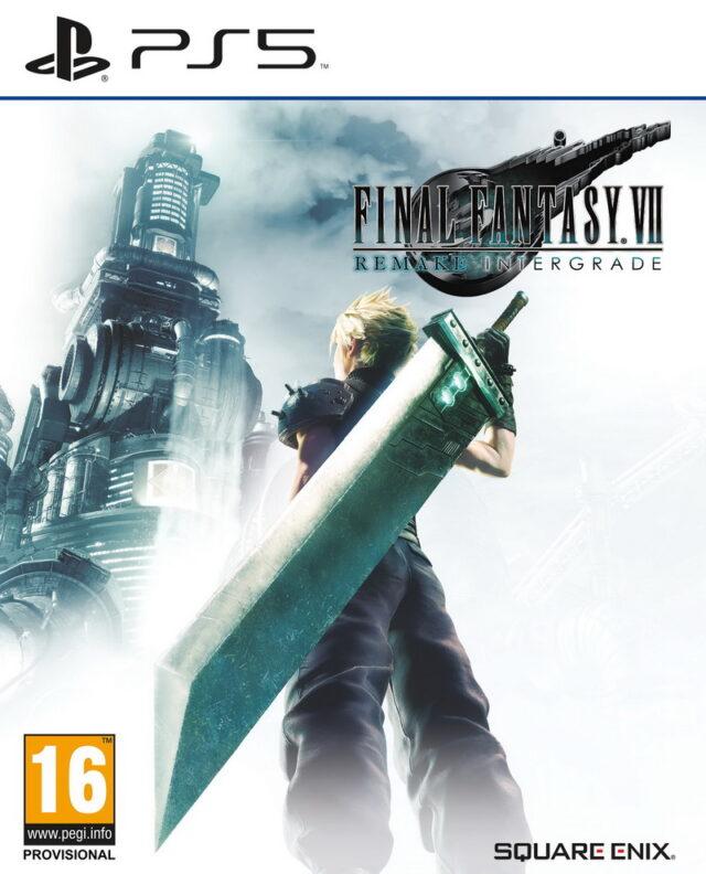 FINAL FANTASY VII REMAKE INTERGRADE PS5