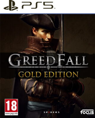 GREEDFALL – GOLD EDITION – PS5