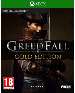 GREEDFALL – GOLD EDITION – Xbox Series X