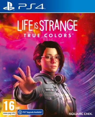 LIFE IS STRANGE TRUE COLORS – PS4