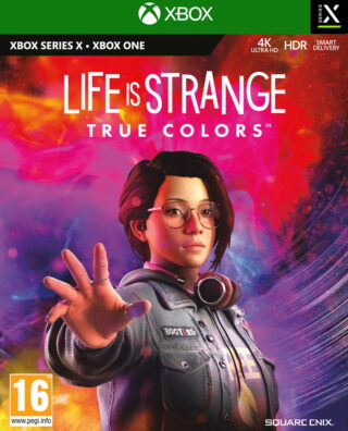 LIFE IS STRANGE TRUE COLORS – Xbox Series X
