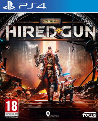 NECROMUNDA HIRED GUN – PS4