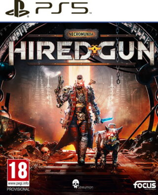 NECROMUNDA HIRED GUN – PS5