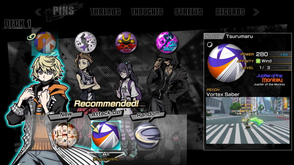 NEO THE WORLD ENDS WITH YOU 3