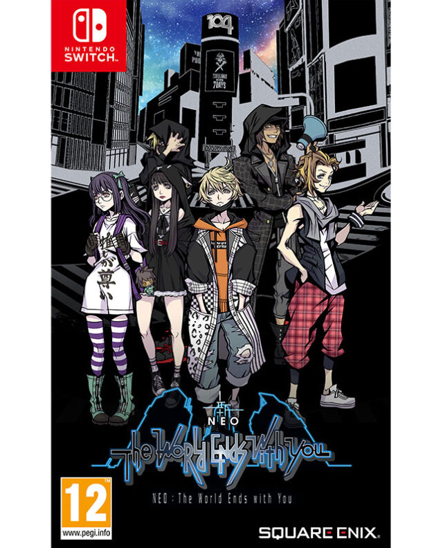 NEO THE WORLD ENDS WITH YOU Nintendo Switch