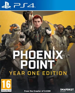 PHOENIX POINT – YEAR ONE EDITION – PS4