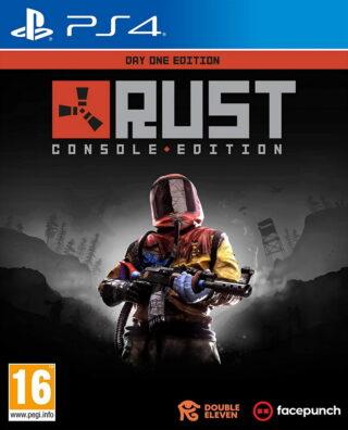 RUST – PS4