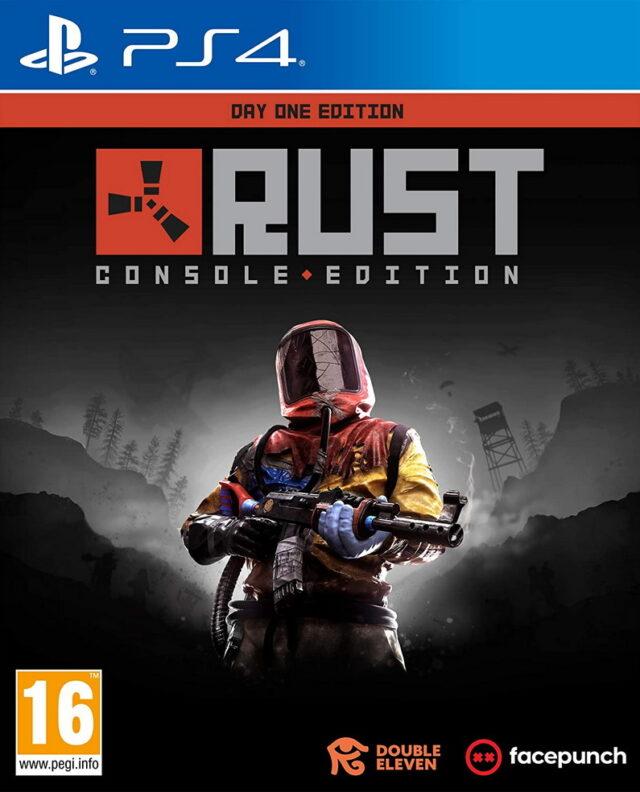 RUST PS4