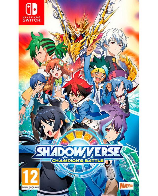 SHADOWVERSE CHAMPIONS BATTLE Nintendo Switch 5060540770981